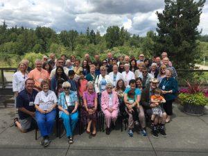 2017 BC Christian Ashram Group Photo
